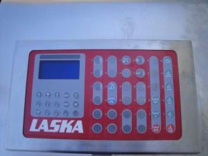 Б/у куттер Laska KU 130L ACX. Панель управления
