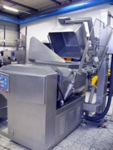 Фото мешалки LASKA ME-400 ZN-1 на складе